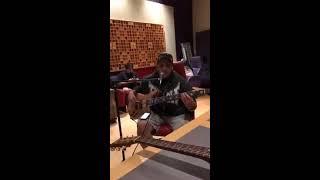 Albert Zamora working on new album