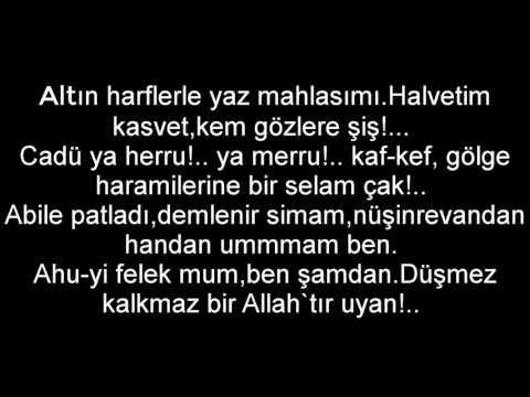 Sagopa Kajmer - Gölge Haramileri (Lyrics)