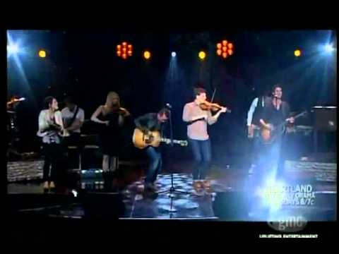 Chris Tomlin_Our God_Live performance at 42nd Dove Award
