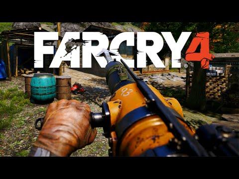 Far Cry 4 - Harpoon Gun, Arma do OCO