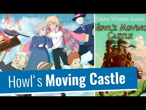 Creative Book Review: Howl's Moving Castle   Biannual Bibliothon