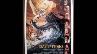 CLASH OF THE TITANS  -  Prologue and Main Title (1981)