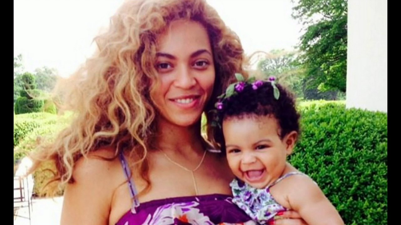 Blue Ivy Carter - Cute Photos of Jay Z and Beyonce Kids ... Beyonce Kids