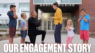 BEST PROPOSAL EVER | MOST AMAZING ENGAGEMENT STORY RECREATED 13 YEARS LATER | SURPRISE ENDING!
