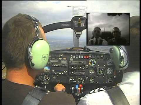 My twenty minute aerobatics flight in a Slingsby T67 Firefly