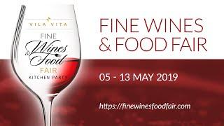 Fine Wines & Food Fair 2019