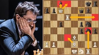 The Thriller | Aronian vs Grischuk | Candidates Tournament 2018.
