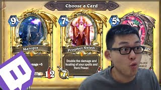 Amaz Lets Chat Draft an Arena Deck