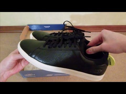 Negrita antiguo Están familiarizados  Skechers Go Vulc 2-Grandeur Fashion Sneaker / Black / Unboxing and Fitting  - YouTube