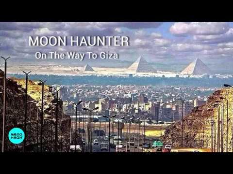 Moon Haunter - On The Way To Giza Single