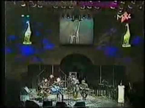 SCORPIONS White dove To Be no 1 live Awards Budapest 1999