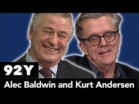 Alec Baldwin and Kurt Andersen with Brian Lehrer: You Can't Spell America Without Me