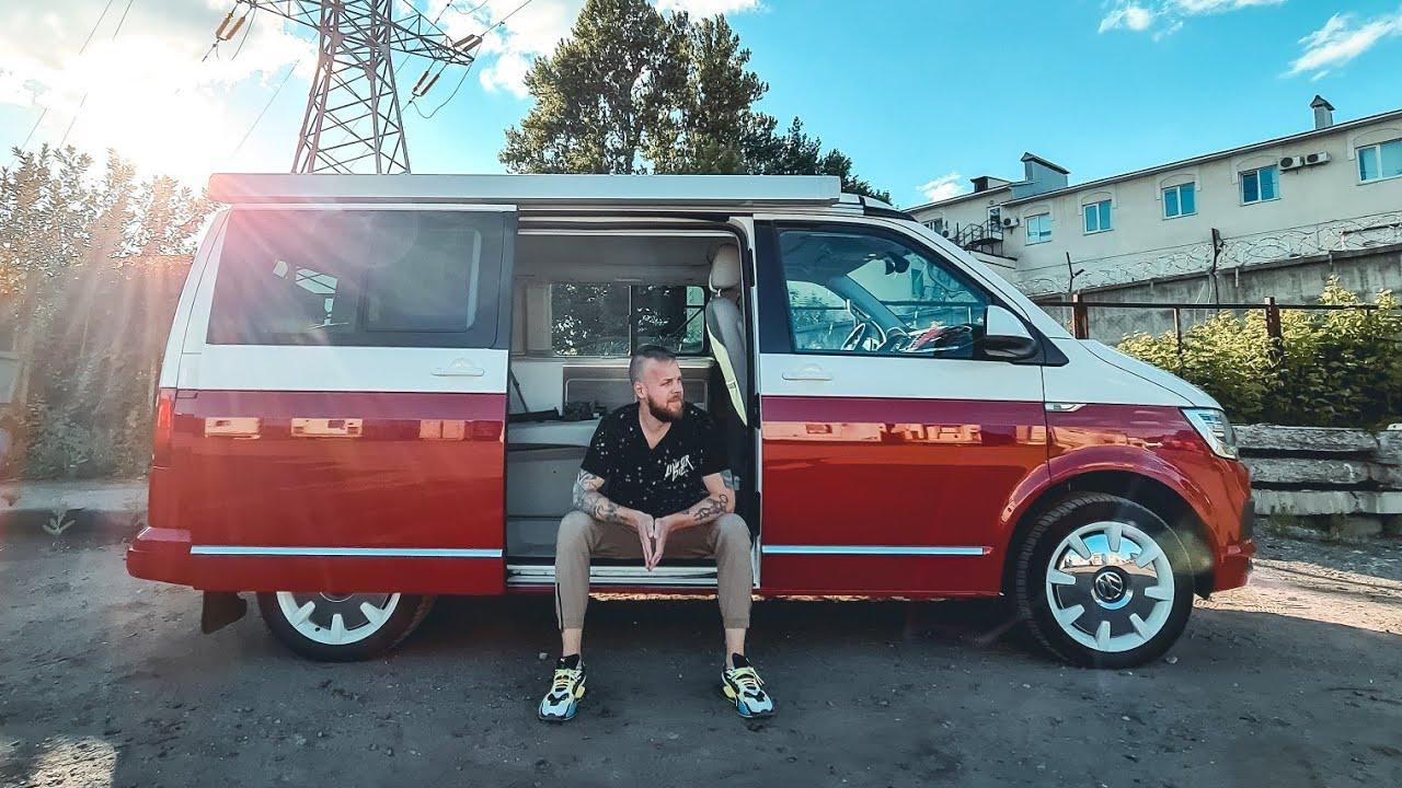 VW California. Впечатления после первого месяца