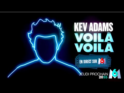 kev adams voil voil en direct sur m6 le 11 juin youtube. Black Bedroom Furniture Sets. Home Design Ideas