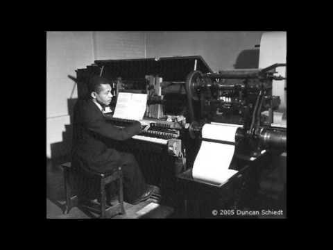 J. Lawrence Cook- Bugle Call Rag