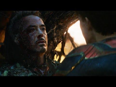 Смерть Железного человека | Мстители: Финал (2019)