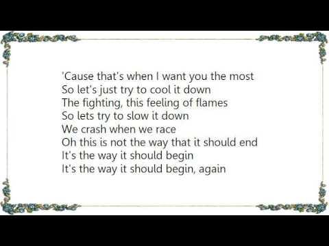 Colbie Caillat - Begin Again Lyrics