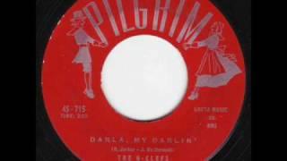 The G-Clefs - Darla, My Darlin' 1956 Doo Wop