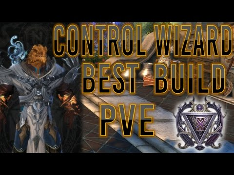 Neverwinter | Control Wizard Best Build PvE Xbox One