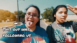 WE WERE BEING FOLLOWED (vlog 2)    jocey's creativeness