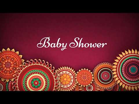 ASHWITHA DEVADIGA BABY SHOWER EVENT