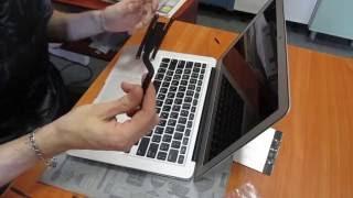 Ремонт MacBook Air 13  (замена тачпада)(, 2016-04-02T10:02:59.000Z)