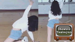 Video Sofia Andres Dance Rehearsals! Ang puti nya grabe flawless na bata! download MP3, 3GP, MP4, WEBM, AVI, FLV November 2017