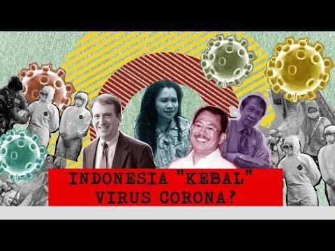 Indonesia Kebal Virus