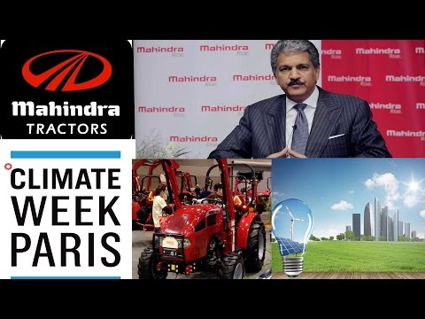 Mahindra becomes first Indian company to join EP100 campaign