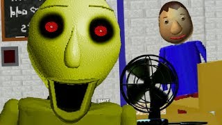 A NEW CHARACTER REVEALED! Five Nights at Baldi#39s Basics in Education and Learning