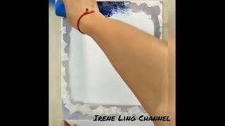 Easy Acrylic Sky Painting For Beginner YouTube
