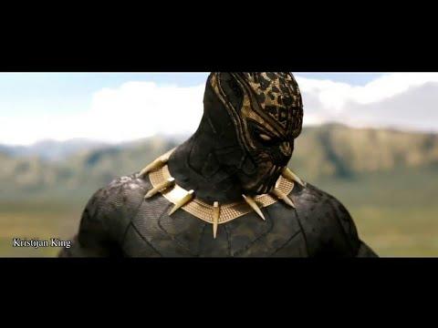 black panther vs golden jaguar (fight scene) (hd) - youtube