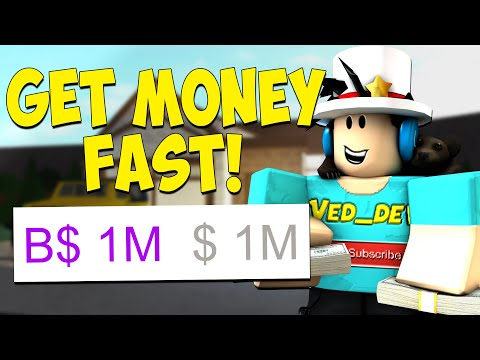 how-to-get-money-fast-in-bloxburg!-(roblox)
