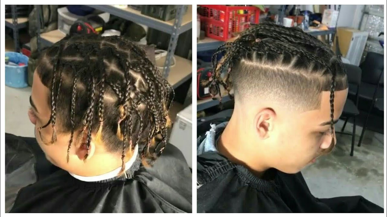 Vic Mensa Inspired Hairstyle  Cut By Vic Blends  YouTube