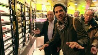Nightlife Food vending machines in Amsterdam