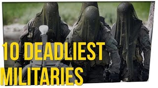 Most Dangerous Special Forces Around the World! ft. DavidSoComedy