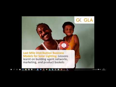 2016 02 17 Webinar Last Mile Distribution Business Models for Solar Lighting