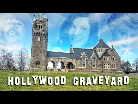 FAMOUS GRAVE TOUR - Viewers Special #6 (Lucille Ball, Mary Tyler Moore, Etc.)