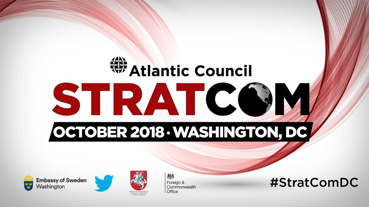 StratCom 2018 - YouTube