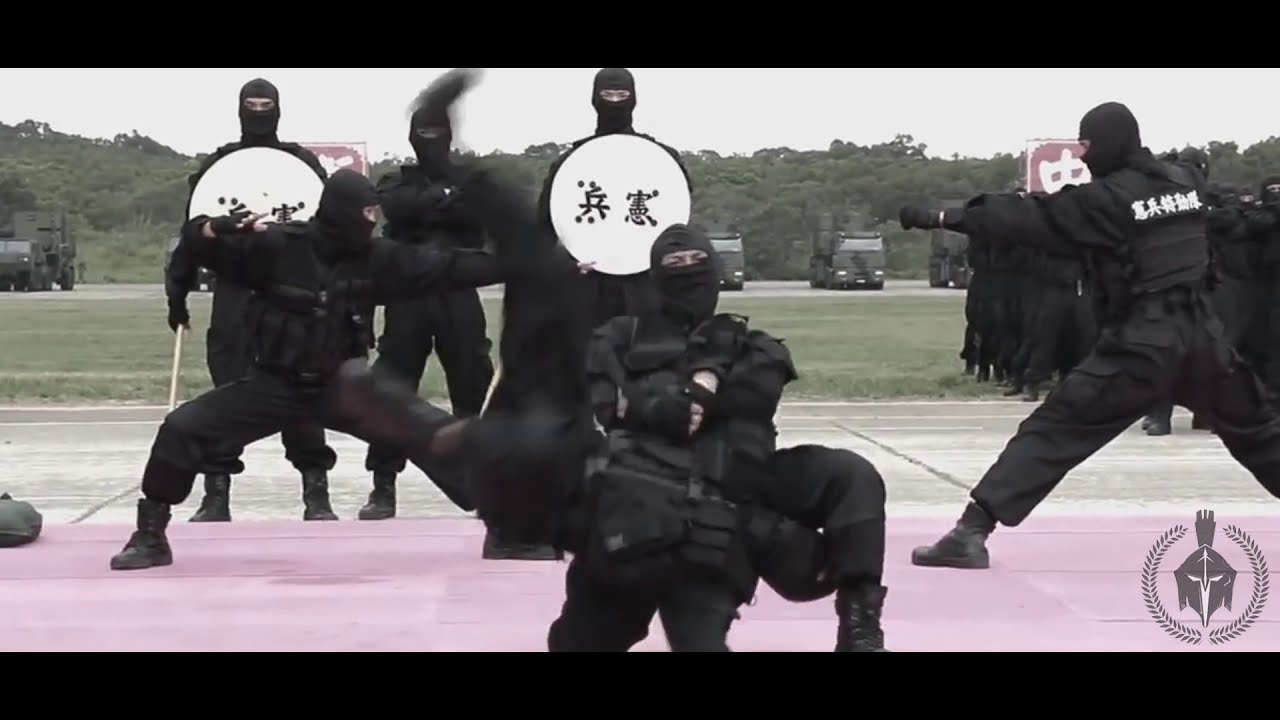 Special Forces Hand To Hand Combat 2018  Military Forces Xxi Century 03:46  HD