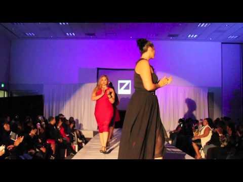 Elite Curves International Haute Fashion Show 2013, Los Angeles Convection Center