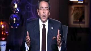 """فيديو.. محمود سعد لحكومة """"محلب"""": """"متمشوش زعلانين وساعدوا اللي بعدكوا"""""""