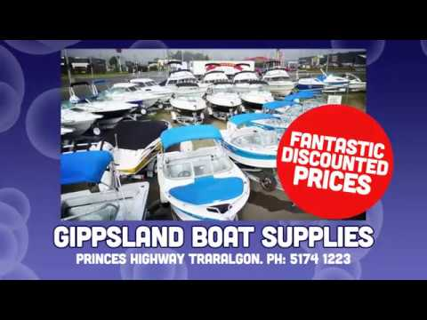 Gippsland Boat Supplies| New Boats, Used Boats, Outboards, Boating