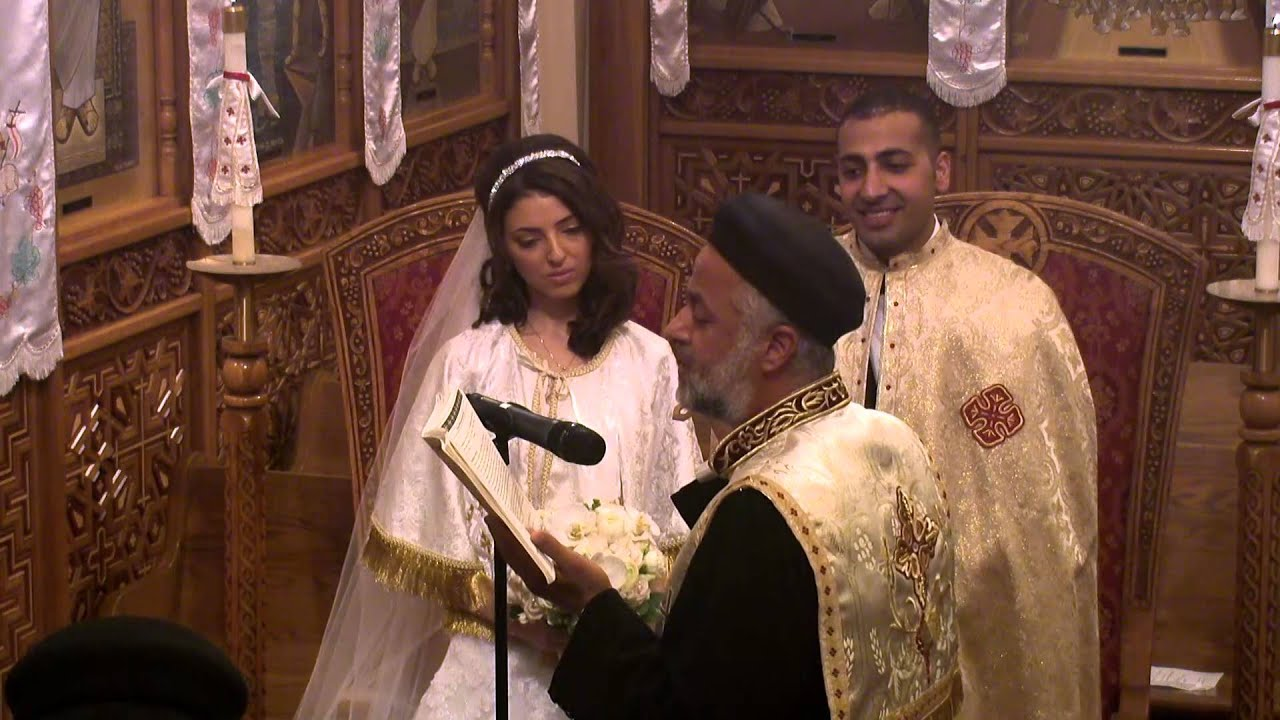 coptic orthodox wedding ceremony pdf