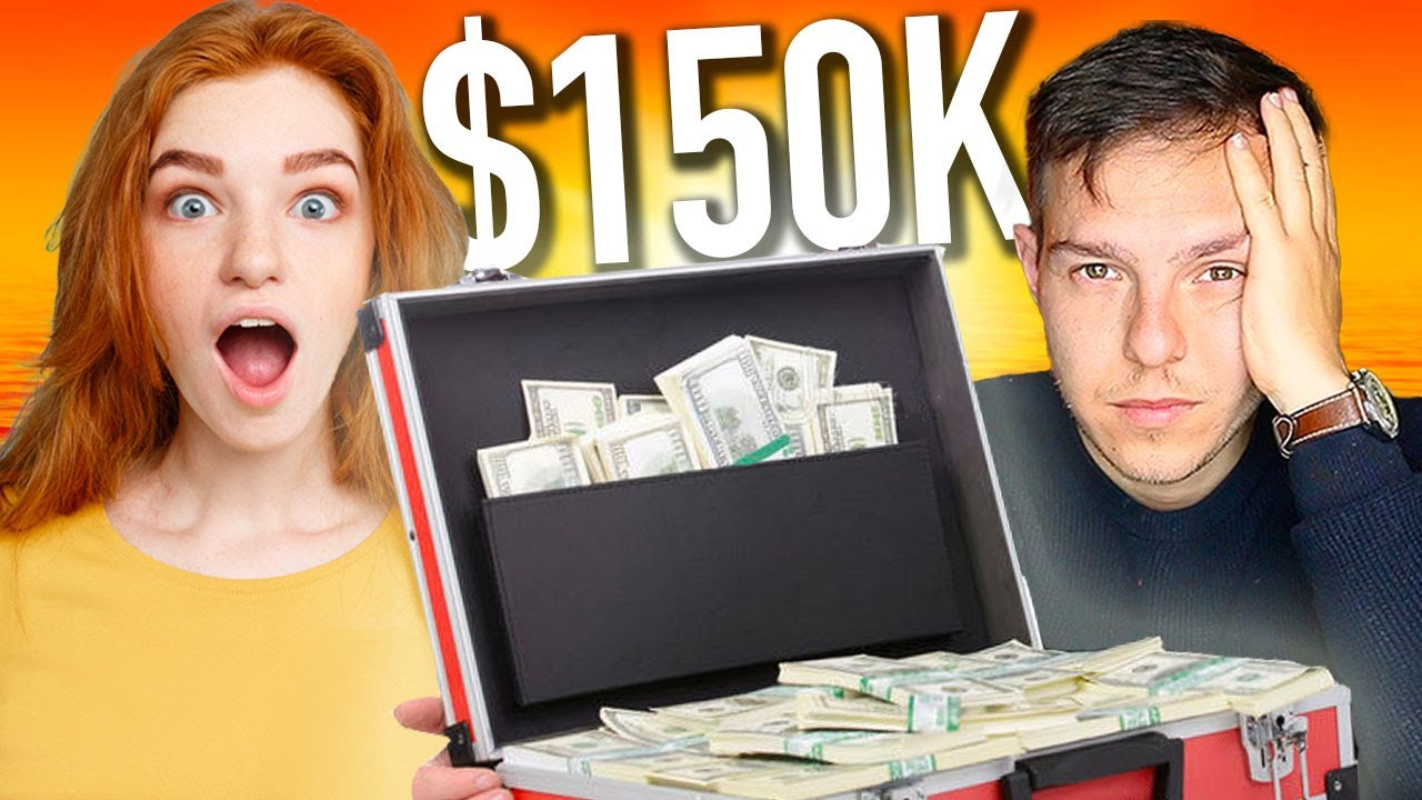 Millionaire Reacts: I Spent $150,000 To Find A Girlfriend