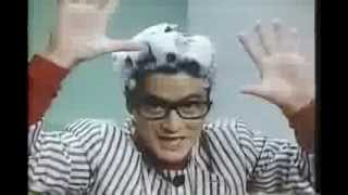 1987年CM 資生堂 ギア 男のギア トニックシャンプー 陣内孝則.