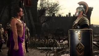 Ryse: Son of Rome - King Oswald and Boudica