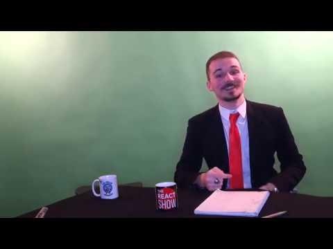 THE REACT SHOW (puntata N°1)