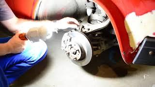 видео Тюнинг подвески ВАЗ-2107