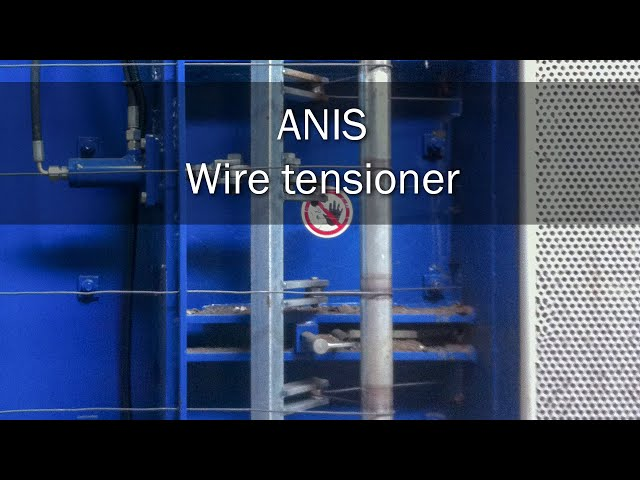 ANIS wire tensioner